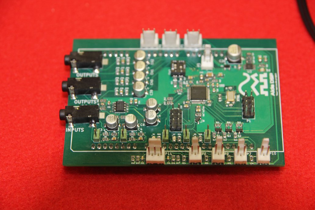 Aida DSP Arduino Shield 1