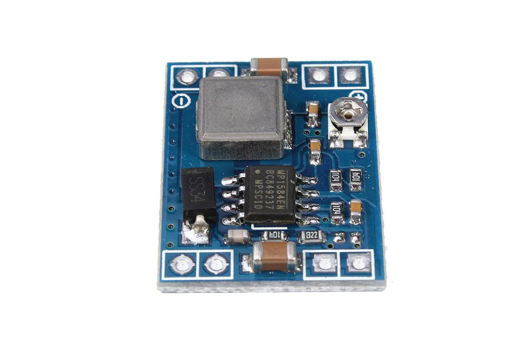 Mini DC-DC Converter Step Down Module Adjustable Power Supply 4