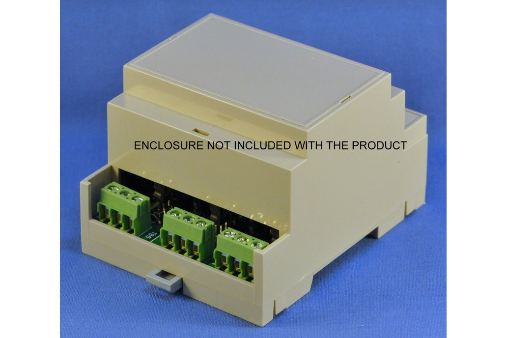 Isolated 3 channel PWM to Analog Converter 5