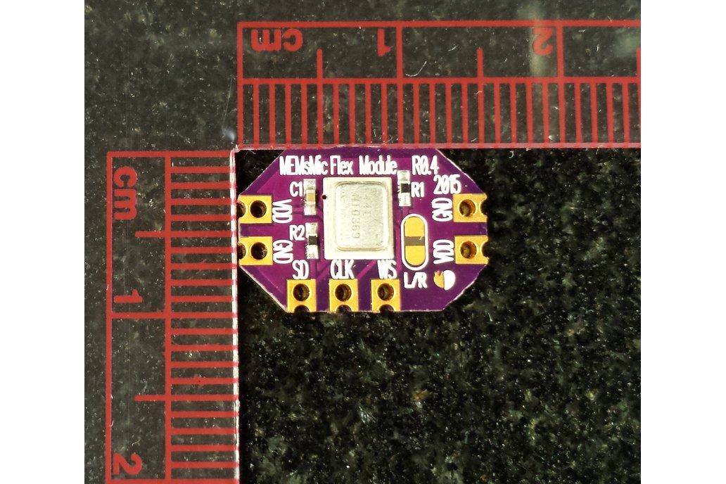 MEMS Microphone Flex Module 2