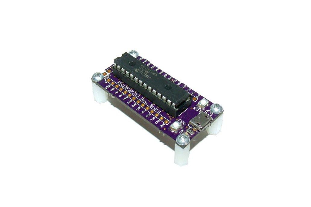 PIC18F27J53 USB Breakout 1