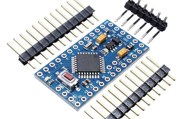 Arduino-Compatible Pro Mini Module Board