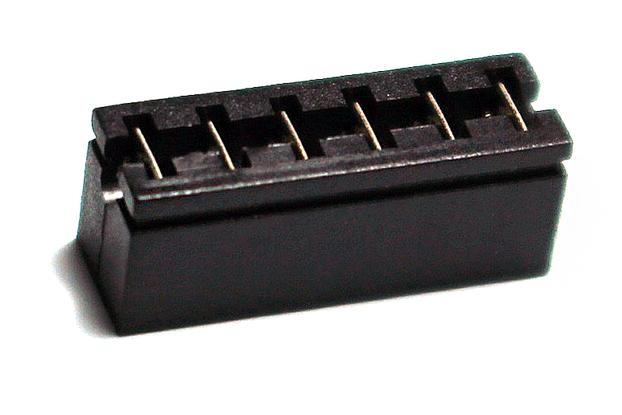 2x6-pin Jumper Shunt