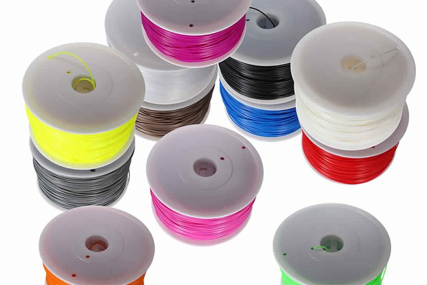 1.75mm 3D Printer ABS Filament For Makerbot