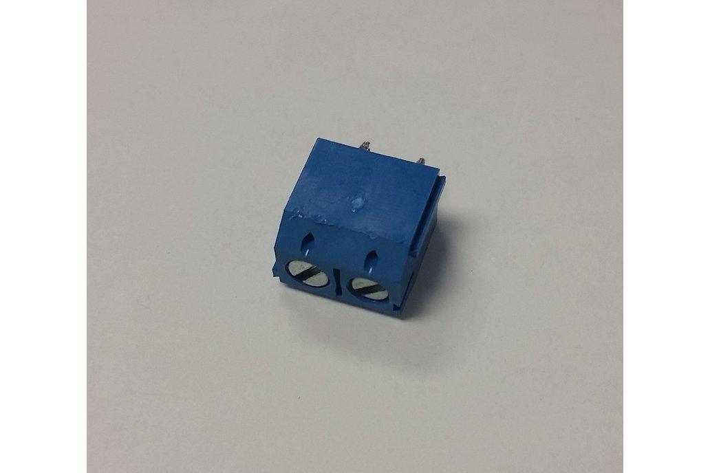 5.08MM Terminal Block Vertical 2-POS PCB (QTY 10) 2