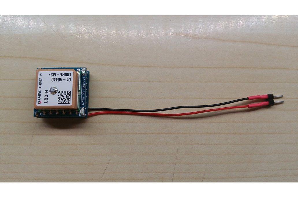 Tiny OLEDiUNO GPS TRACKER / LOGGER 1