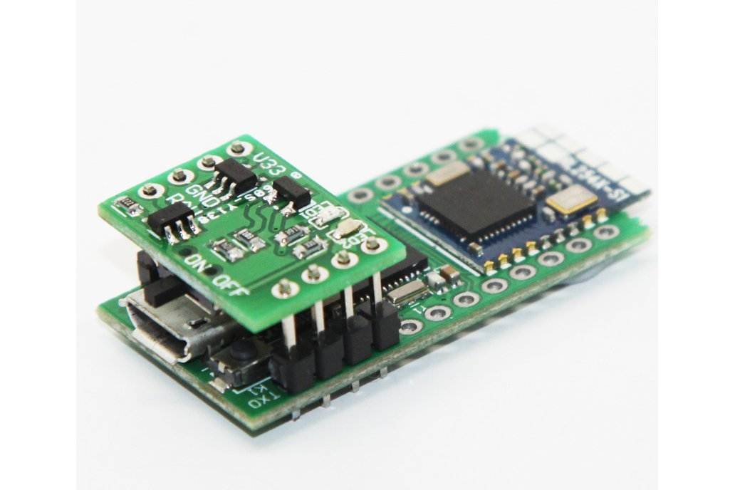LiPo battery charger add-on for Cactus Micro 1