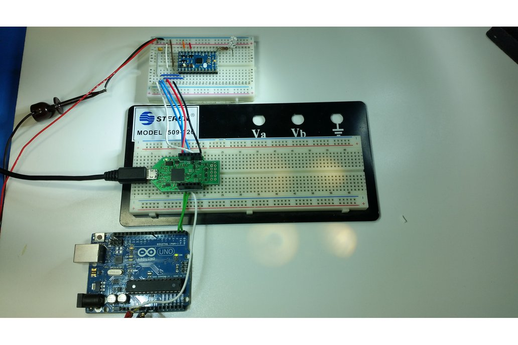 FTDI Breakout Board With Two Serial Ports 8