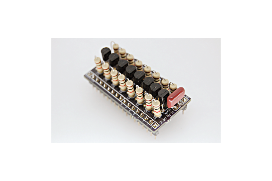 Tymkrs Under Me v1 (Low Pass Filter Kit)