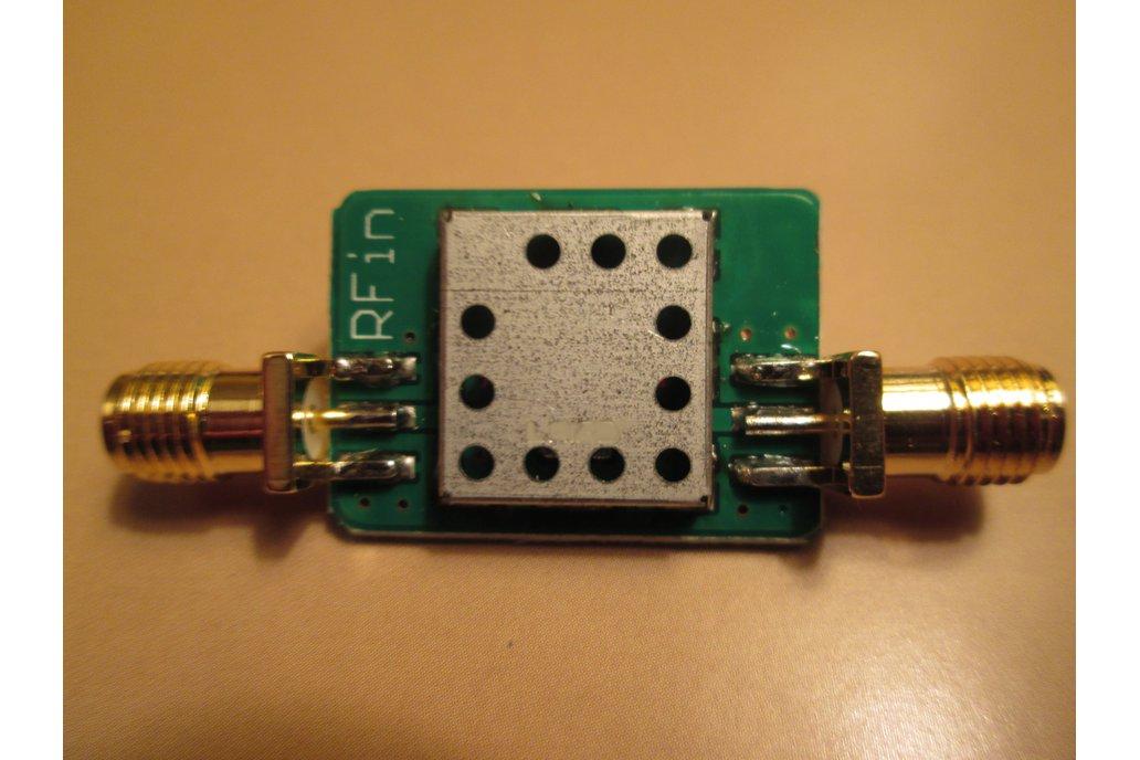 315 MHz Bandpass Filter Band Pass; 4 MHz Bandwidth 1