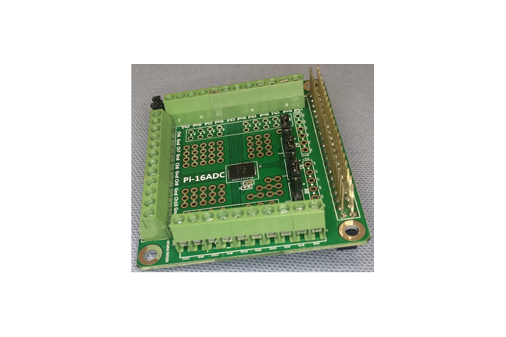 Pi-16ADC - 16 Channel, 16 bit ADC 3