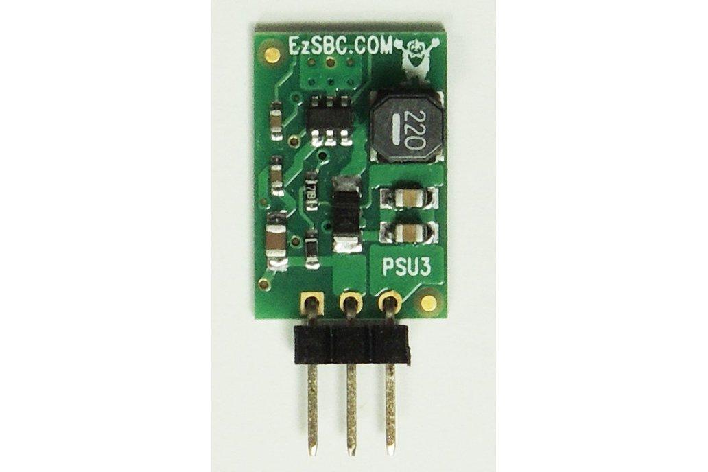 5V 1A Switch-Mode Voltage Regulator, 40V Max input 2