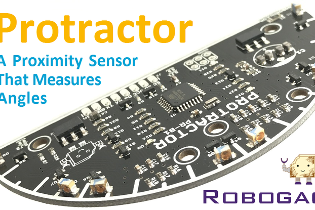 Protractor - Proximity Sensor that Measures Angles