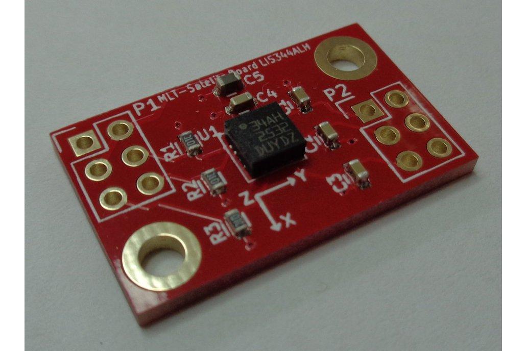 MLT - LIS344ALH module 1