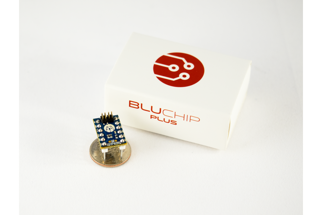 BluChip - Tiny Bluetooth 4.2 Developer Board 2