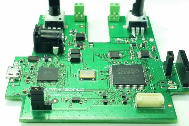 The PowerG Arduino Dual Power Supply