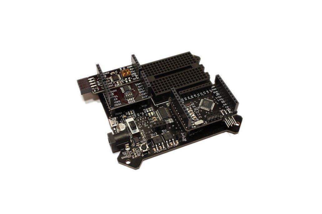 BoardX Arduino Compatible Starter Kit (ATMega328P) 3