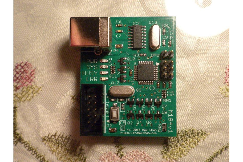 AVR Inspro-512 Programmer (M184v1-512) 1
