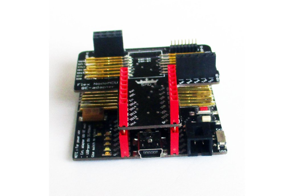 Flex Red Devil ESP8266 Programmer 2