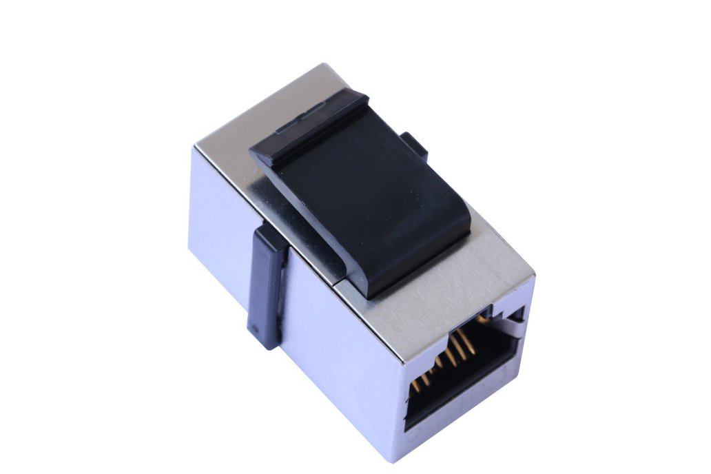 Cat.5e Modular Jack 8P8C RJ45 Connector 1
