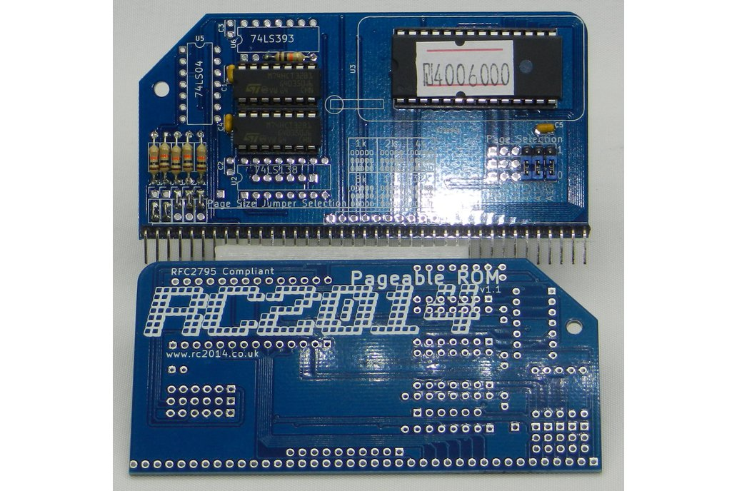 RC2014 Plus - Homebrew Z80 Computer Kit 9