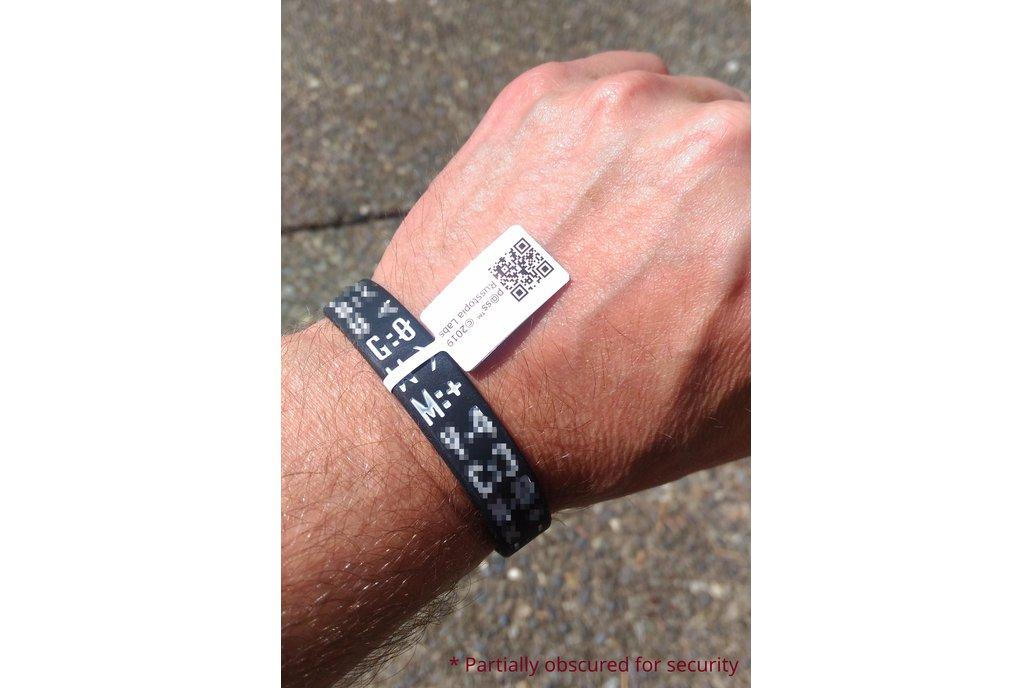 p@ss™ Bracelet 1