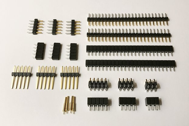 Teensy 3.5/3.6 Socket Kit