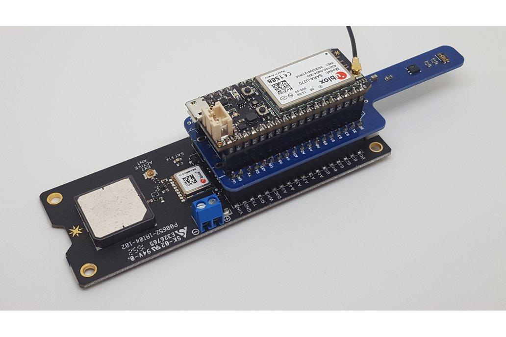 Environment Sensor for the Photon or Electron. 5