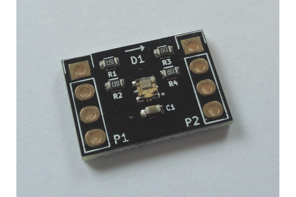 APA102-2020 single RGB LED 1