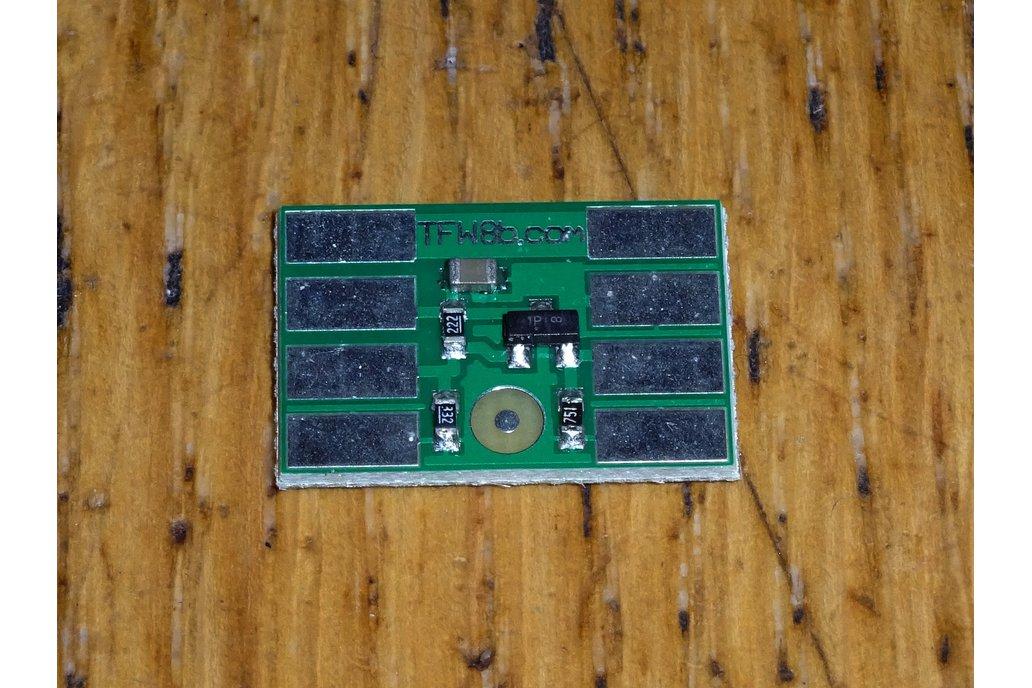 Composite video buffer board 1