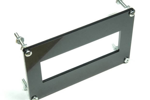 16x2 LCD Bezel
