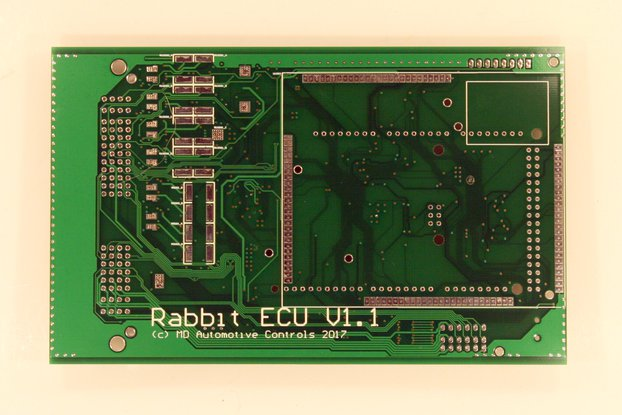 Rabbit ECU V1.2 Populated PCB Kit