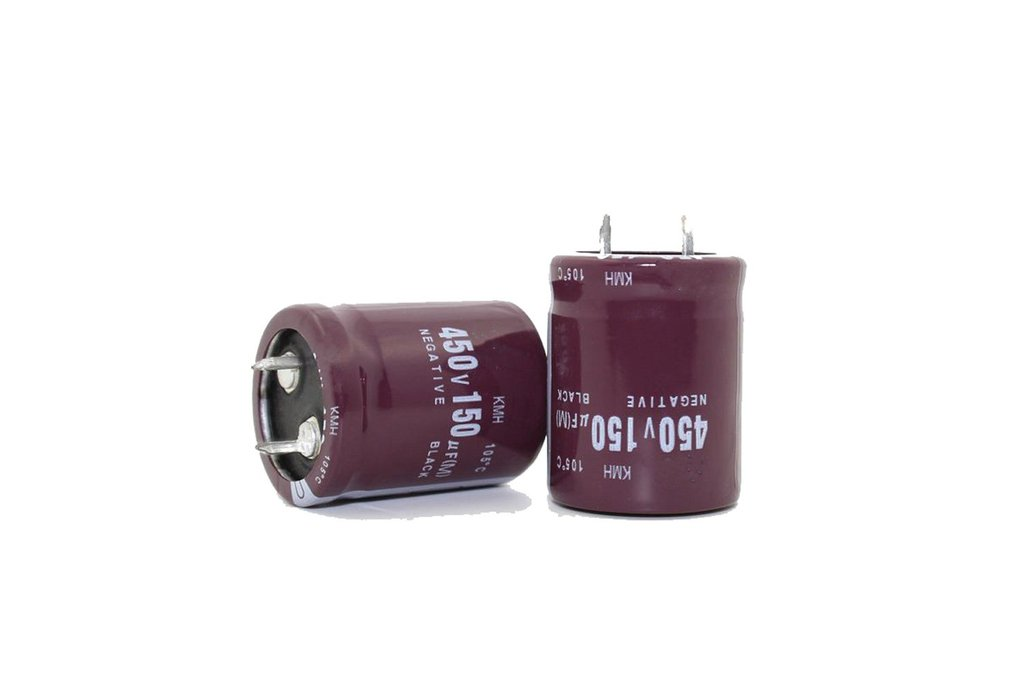 1pc 450v150uf Capacitors 1