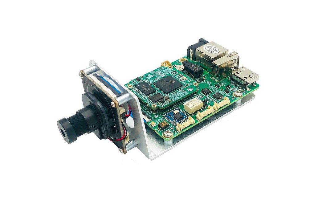 Hi3516DV300 FHD AI IPCamera Development Board 1