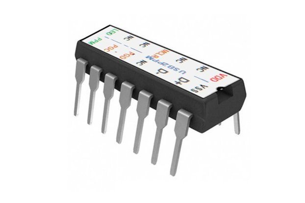 USB2PPM (programmed controller)