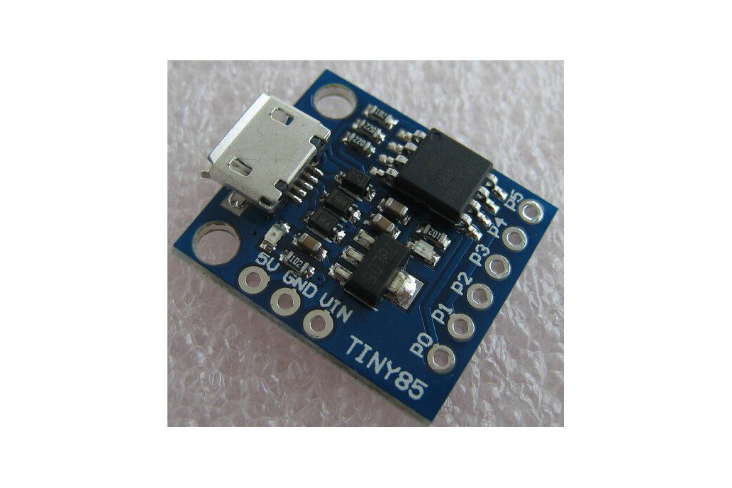 AT TINY85 ARDUINO 2*1,7cm miniature  MICRO USB 1
