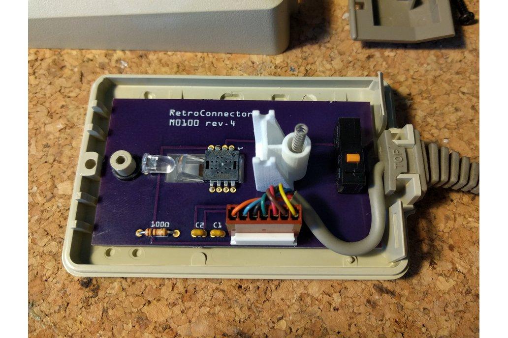 M0100 to USB Conversion 1