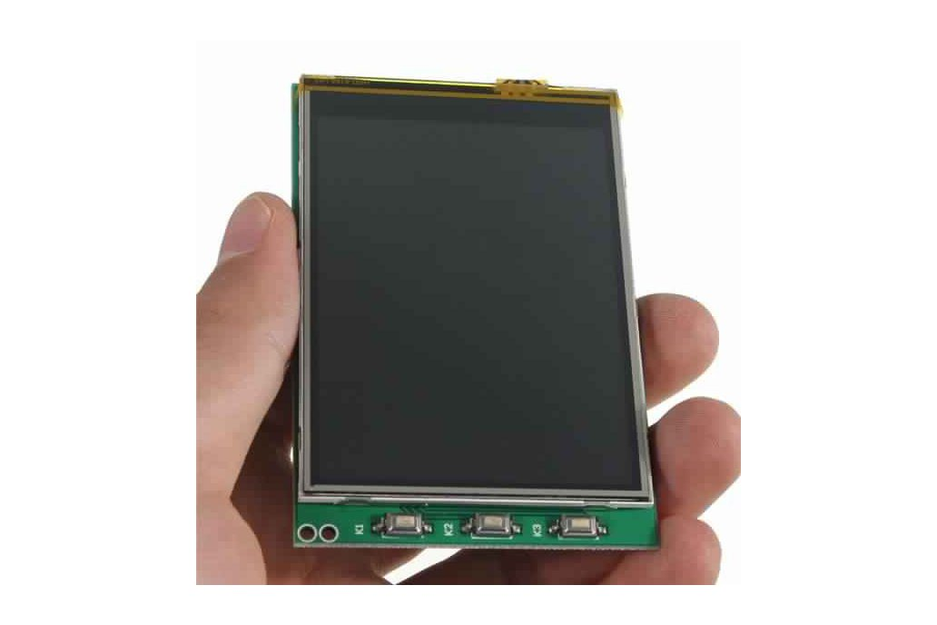 3.2 Inch TFT LCD Display Module Touch Screen 6