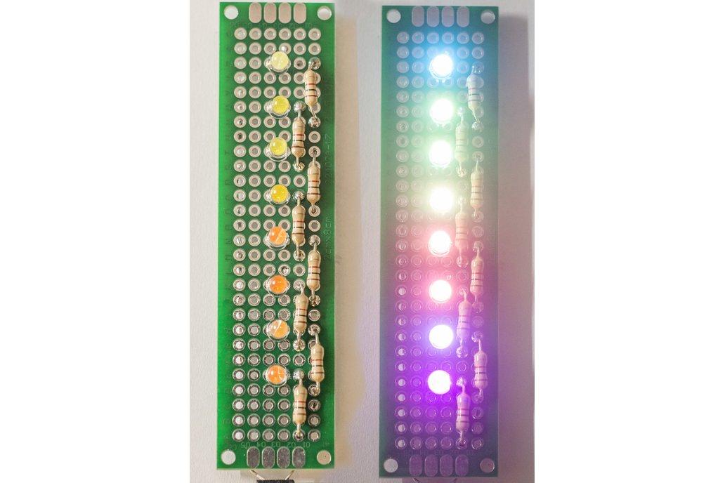Chromatic Pigment 3mm LED 1
