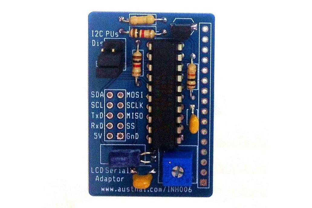 LCD Serial Adaptor Kit 1