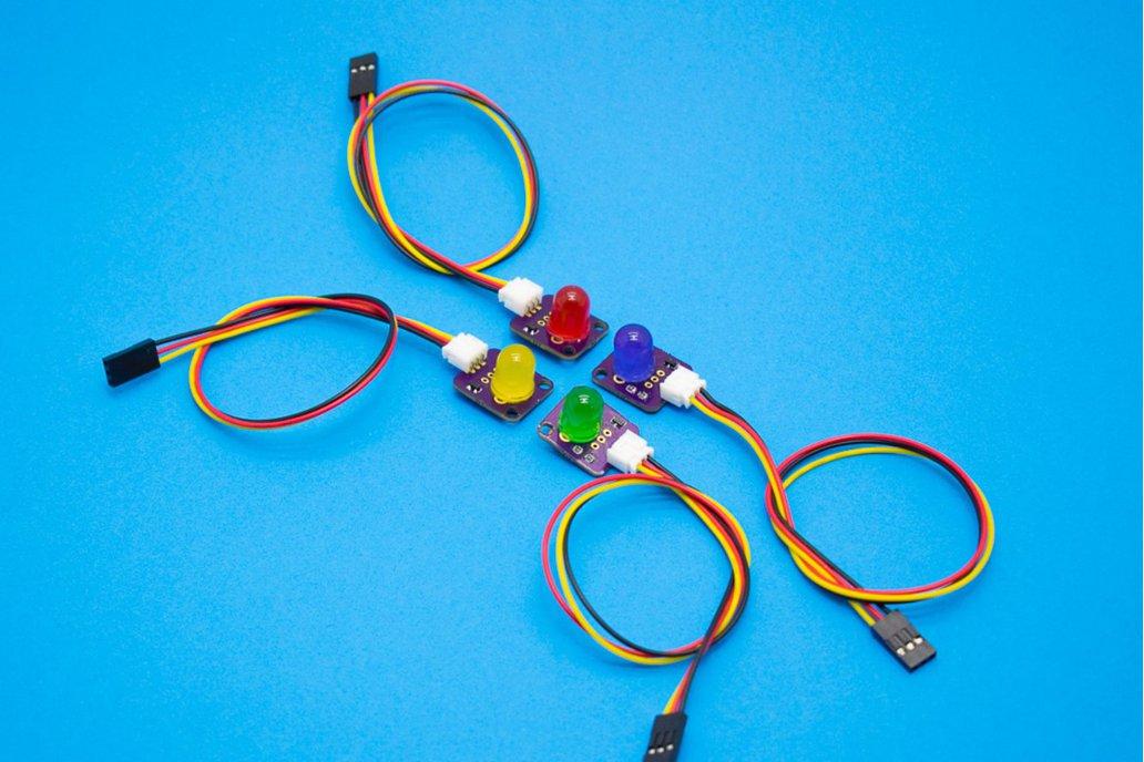 Frizzy LED Atom 1