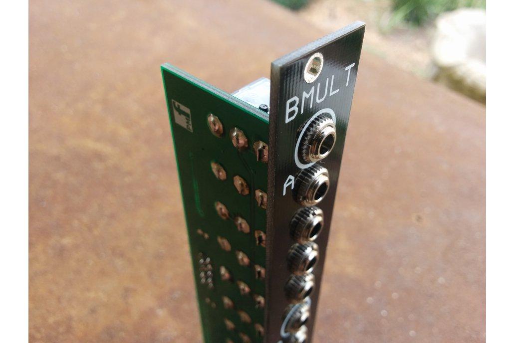 Buffered Multiple (Eurorack PCB Set) 3