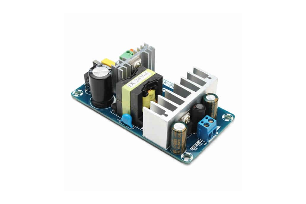 4A To 6A 24V Switching Power Supply Board AC-DC  3