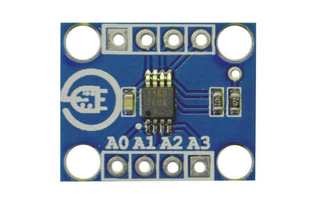 ADC 3.3V 4-channel
