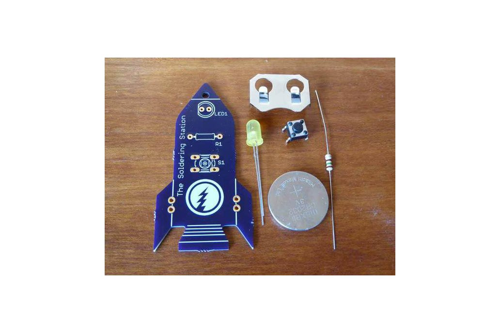 Learn To Solder Kit 1