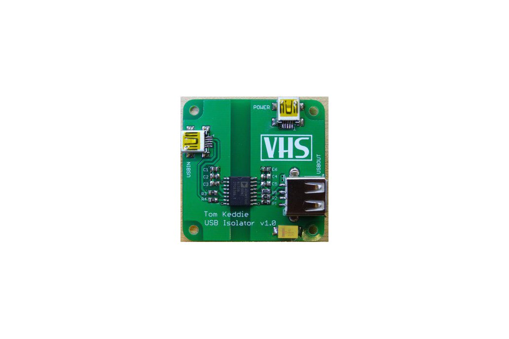 USB Isolator - PCB only 1