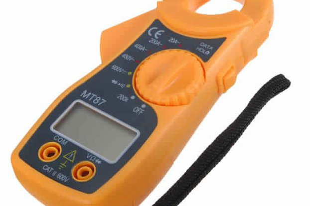 Digital Clamping Type Multimeter Tester