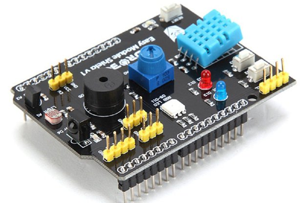 Multifunction Expansion Board DHT11 LM35