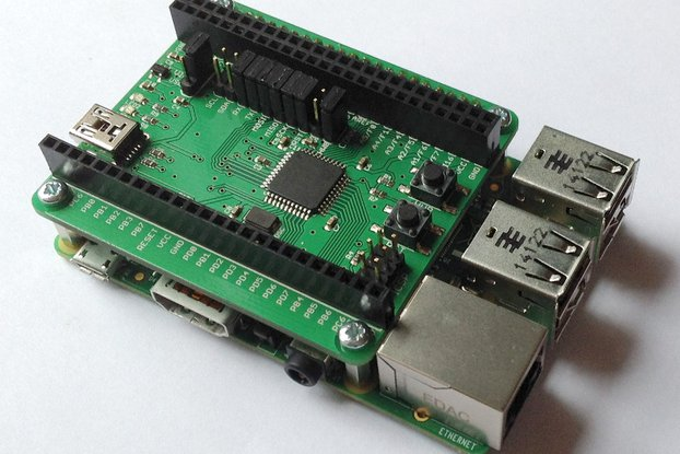 AVRPi-32U4 for Raspberry Pi A+/B+/Pi2