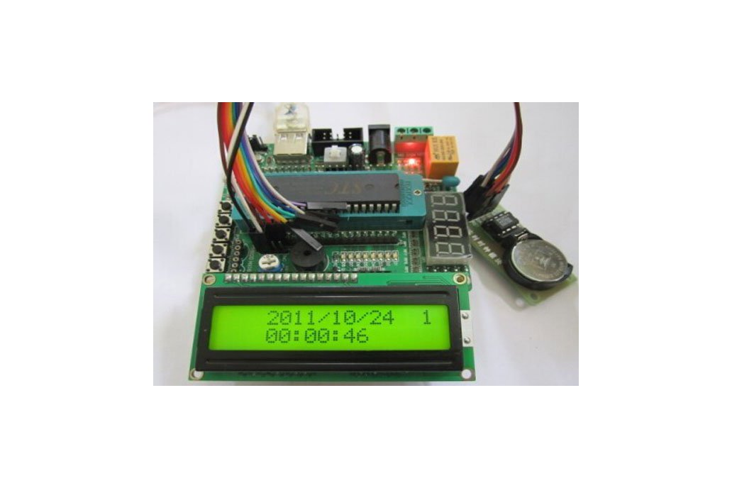 5pc real time clock module with battery 3